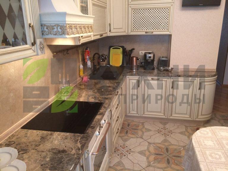 Кухня Buona Sera Новара с фасадами из Дуба