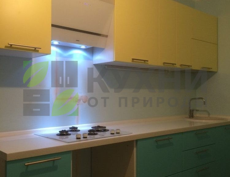 Кухня Эмаль матовая