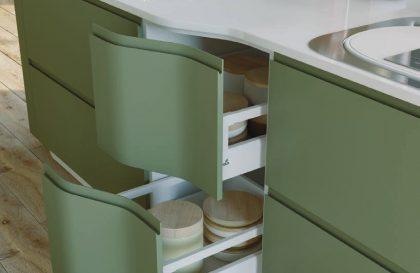 Кухня МДФ крашеный«ОРИОН»