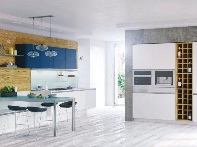 Современная кухня «Лотте»