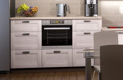 Кухня PENNY с рамочными фасадами из экошпона