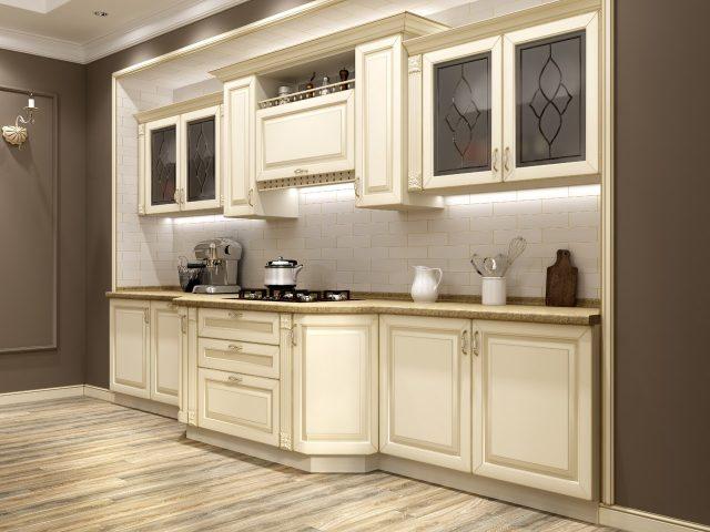 Классическая кухня VALENCIA с МДФ эмалью
