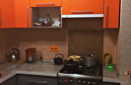 Кухня Alva эмаль матовая