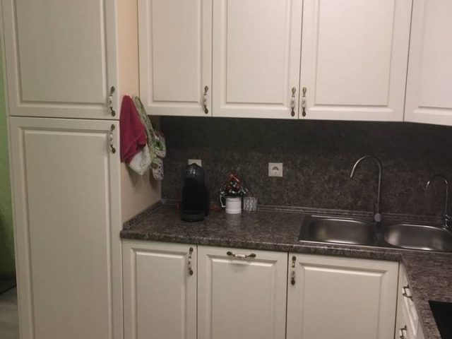 Кухня из массива дуба Melissa