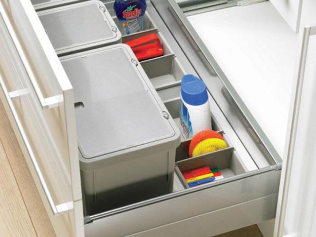 Система сортировки отходов InnoDeluxe