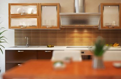 Кухни Dream с фасадами из МДФ
