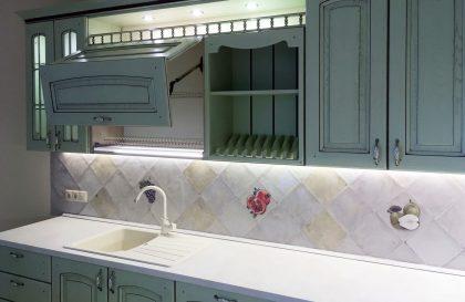 Кухня из массива Buona Sera Rimini