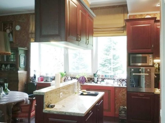Кухня из массива дерева Buona Sera Сирия