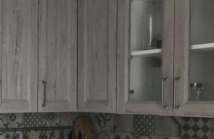 Кухня Марсель из МДФ шпона