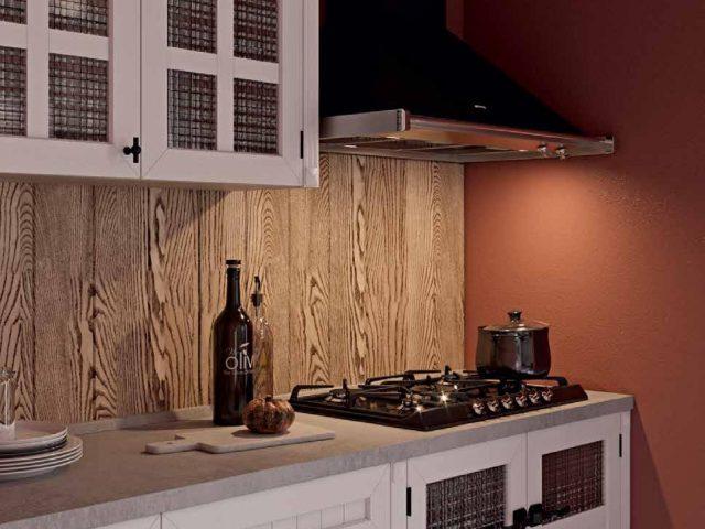 Кухня Бари в стиле Лофт