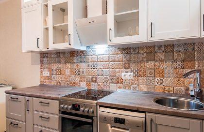 Кухня ЗОВ Лугано